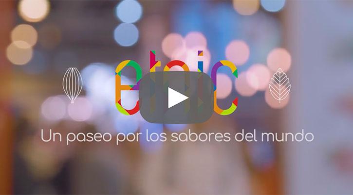 Video etnic presentación feria Gourmet Madrid