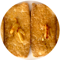 Etnic tofu macerado con jengibre