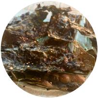 Etnic chips de algas kombu y wakame