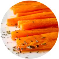 Etnic zanahorias maceradas a la mexicana