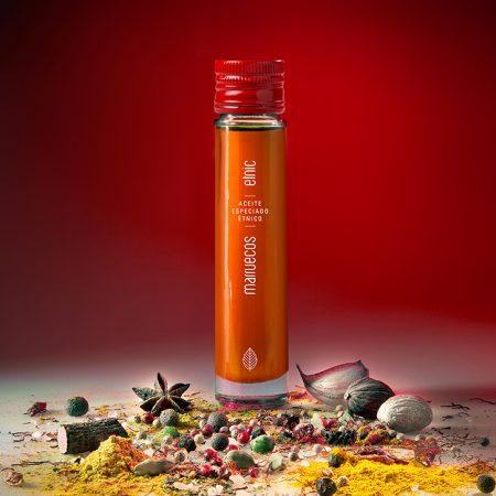Etnic aceite sabores aromaticos condimentados especiados Marruecos 50ml